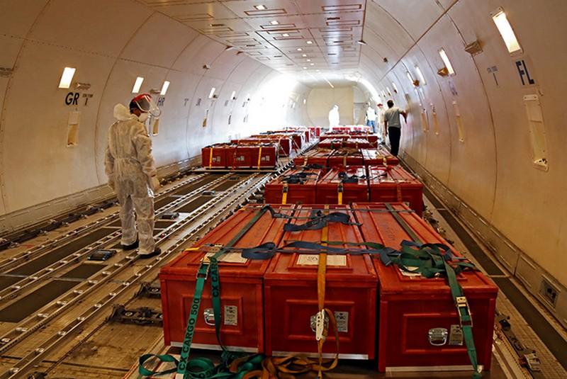 راهنمای حمل هوایی جنازه