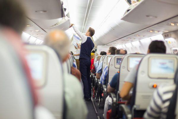 قوانین حمل بار هوایی