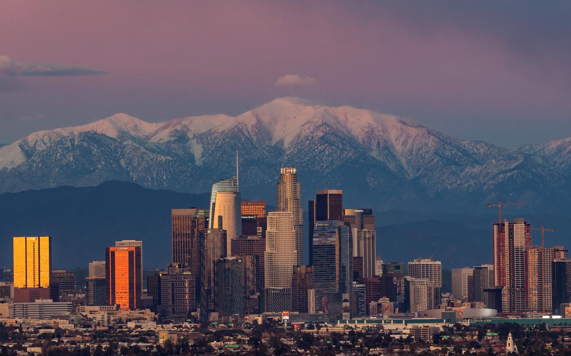 ارسال بار هوایی به لس آنجلس