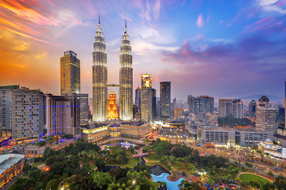 خدمات حمل و نقل هوایی و ارسال بار به مالزی