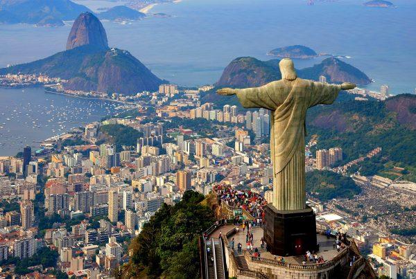 فریت بار هوایی به برزیل