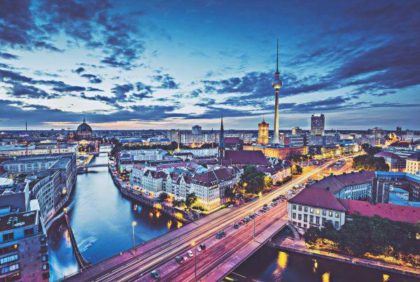 فریت بار به برلین