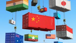 حمل بار به کشورهای آسیایی