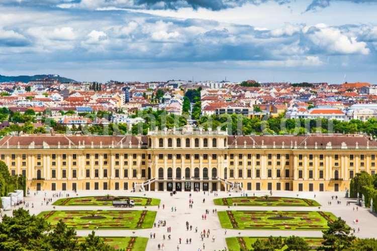 ارسال بار از اتریش – حمل بار از اتریش