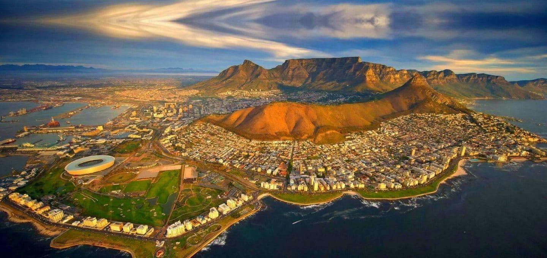 ارسال بار به کیپ تاون پایتخت آفریقای جنوبی