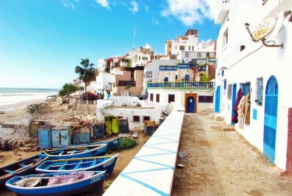 Ferrite to Morocco