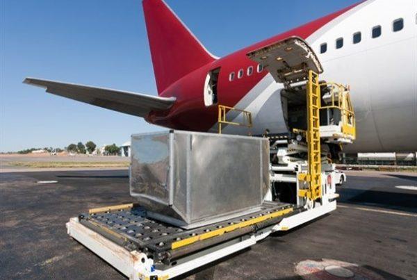 صادرات هوایی