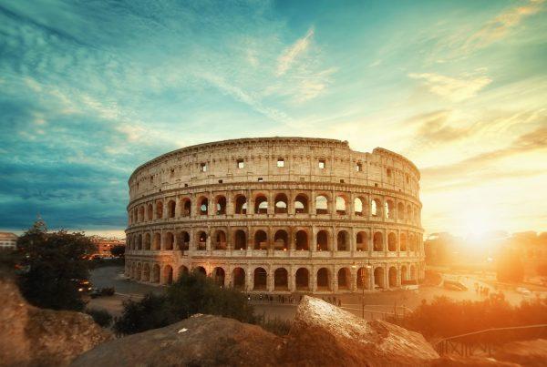 ارسال بار به رم