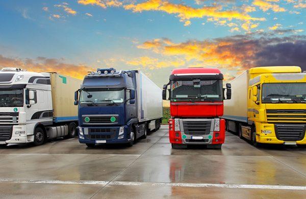 حمل و نقل زمینی از اروپا