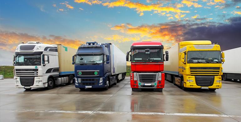 فرآیند حمل و نقل زمینی از اروپا