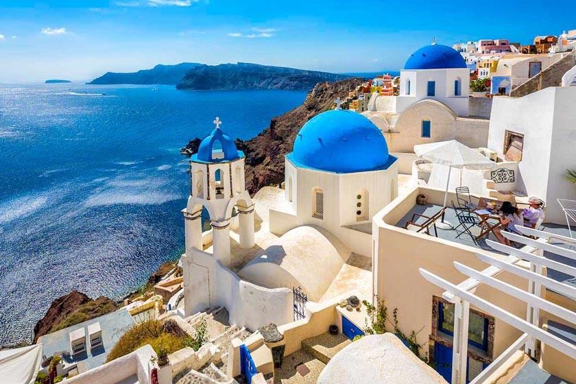 ارسال بار از یونان – حمل بار از یونان