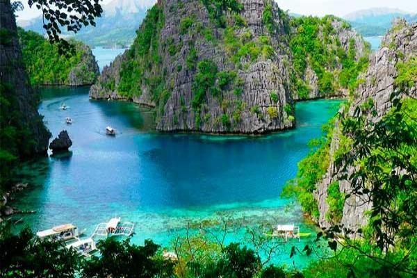ارسال بار به فیلیپین