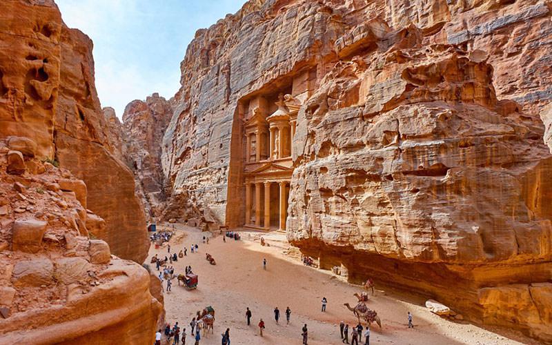 با نحوه ارسال بار به اردن بیشتر آشنا شوید!